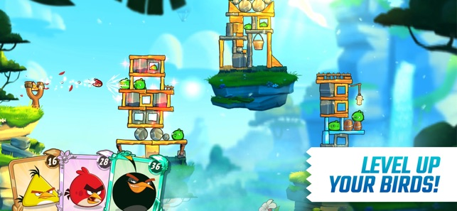 Angry birds 2 on the app store screenshots voltagebd Gallery