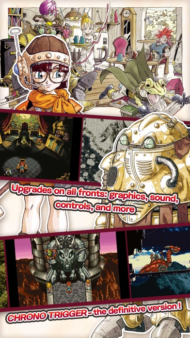 CHRONO TRIGGER (Upgrade Ver ) by SQUARE ENIX INC (iOS