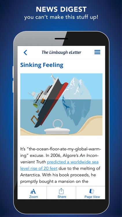 The Limbaugh Letter screenshot-3