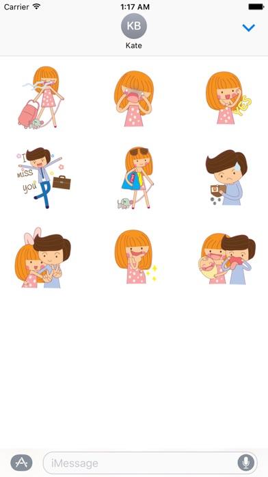 Will You Marry Me Sticker Screenshot