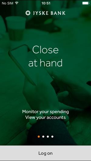 Jyske Mobilbank on the App Store
