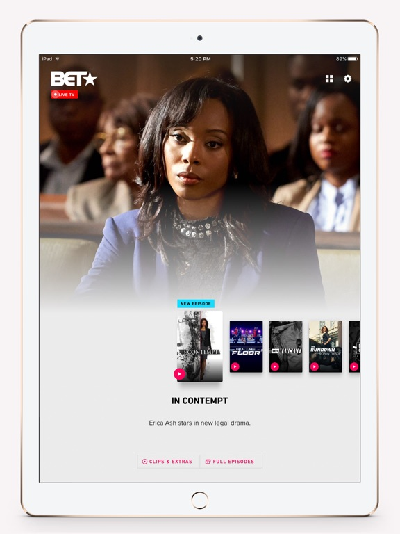 iPad Image of BET NOW - Watch Shows