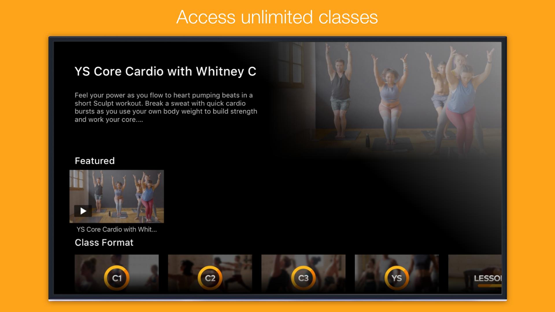 CorePower Yoga On Demand screenshot 10