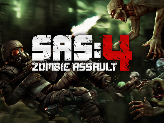 SAS: Zombie Assault 4 iPad app afbeelding 4