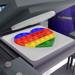 Pop It Factory 3D Fidget Maker