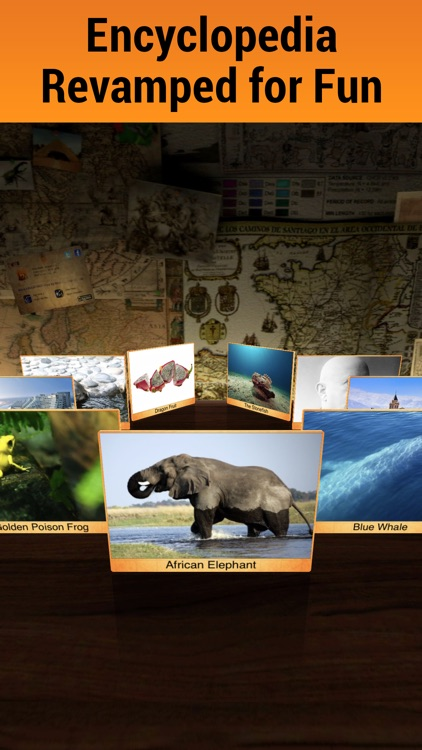 Geo Walk - World Factbook 3D screenshot-3