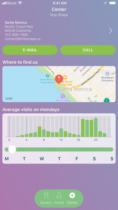 Boost System Screenshot
