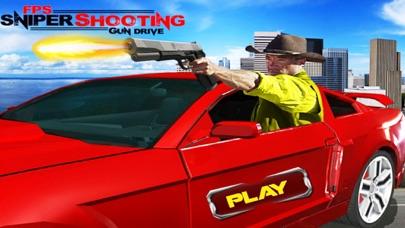 FPS Sniper Shooting Drive