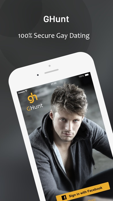 GHunt: Gay Dating & Hookup App