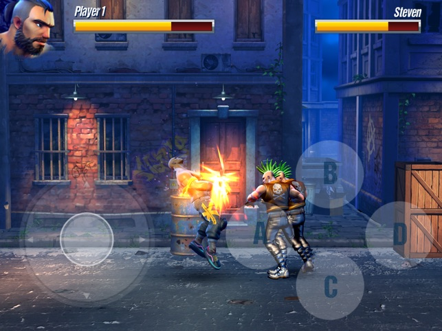 Fury Streets Screenshot