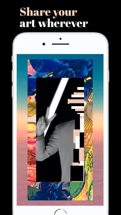 makeArt: art at tap speed screenshot-9