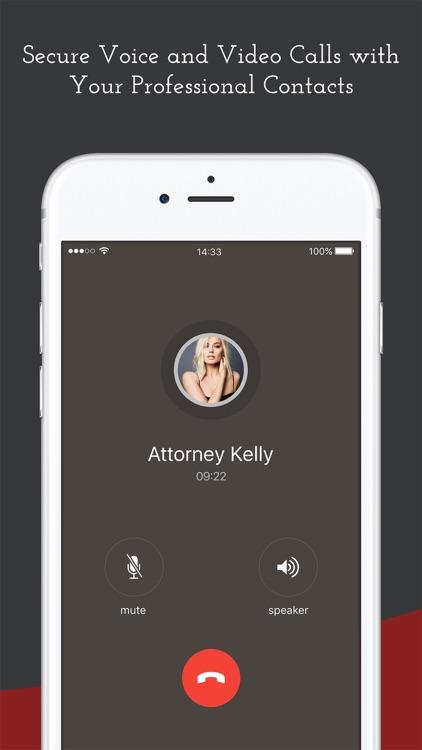 Aqua Life Secure Messenger screenshot-3