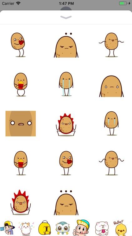 Dancing Potato screenshot-3