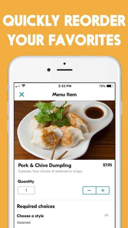 Seamless: Local Food Delivery screenshot-4
