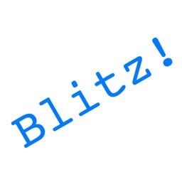Blitz! Speed Reader