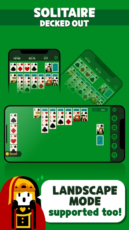 Solitaire: Decked Out screenshot-4