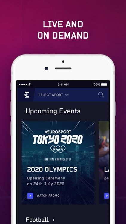 Eurosport Player screenshot-4