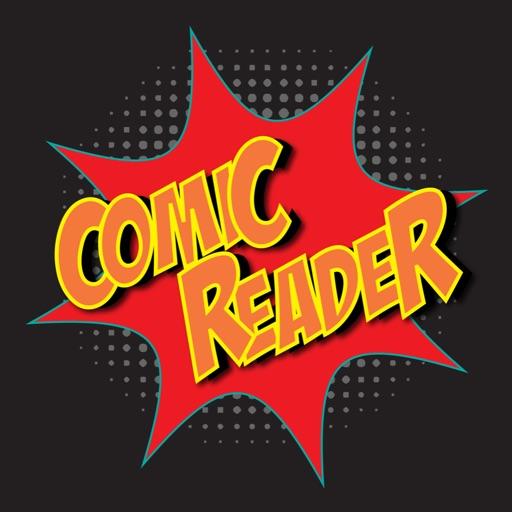 ComicReader - Read your comics icon