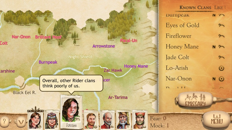 Six Ages: Ride Like the Wind screenshot-8