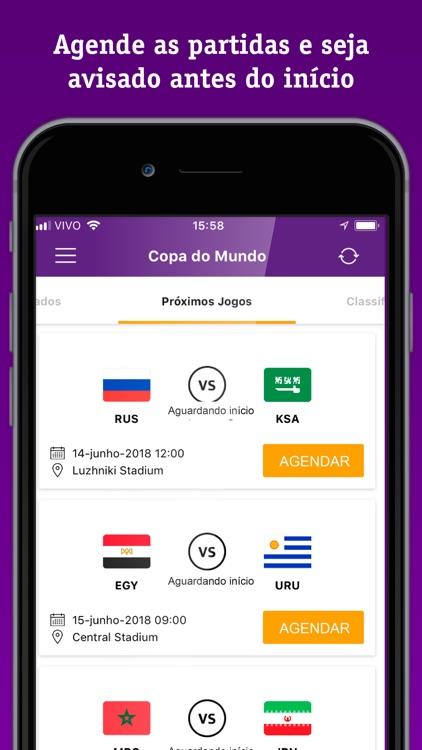Vivo Futebol screenshot-4
