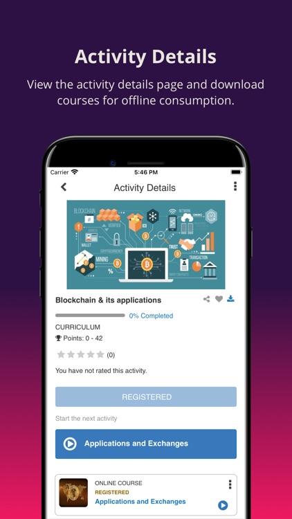 SumTotal Mobile screenshot-3