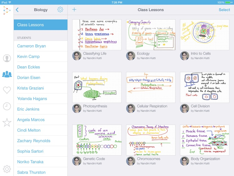 Educreations screenshot-2