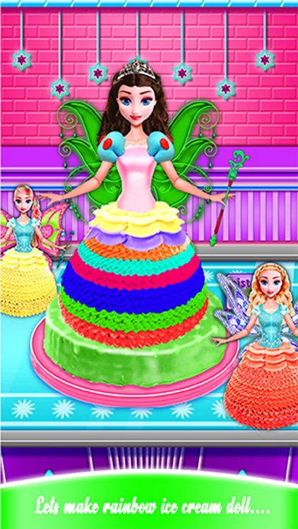 Magic Fairy Cake! DIY Cooking screenshot-6