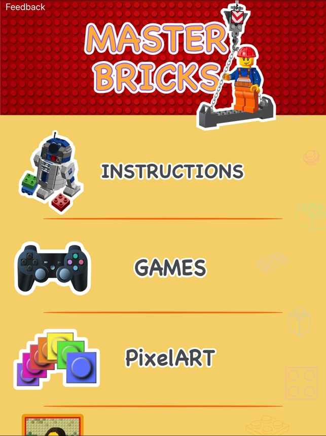 Master Bricks Lego Edition On The App Store