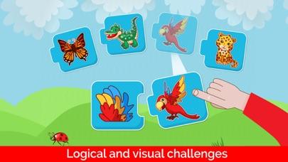 Toddler puzzle games full screenshot four