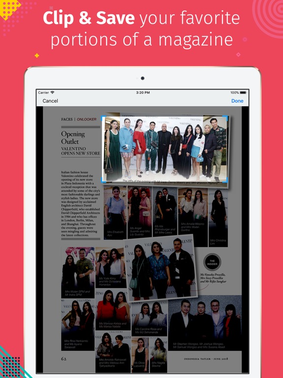 Indonesia Tatler iPad