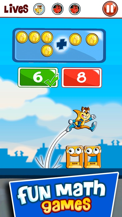 M. Numbers: Basic Math games