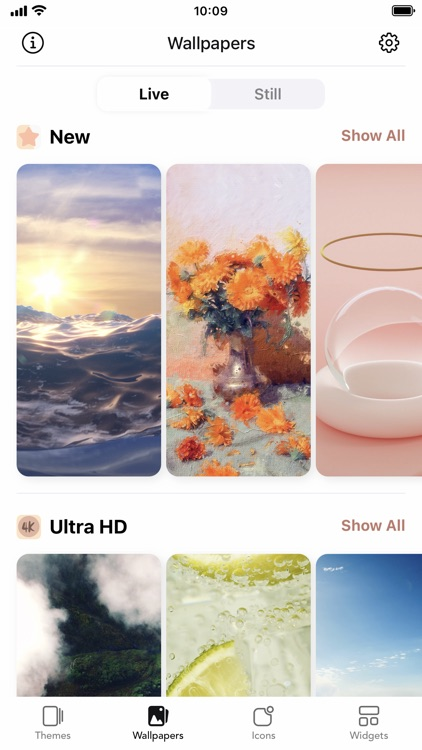 Themify: Icon Themes & Widgets screenshot-4