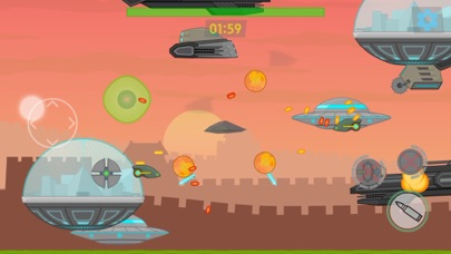 Screenshot 3 Triangle Shooter: The Invaders