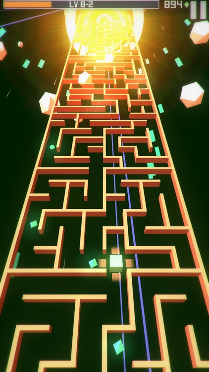 Hyper Maze Arcade screenshot-6