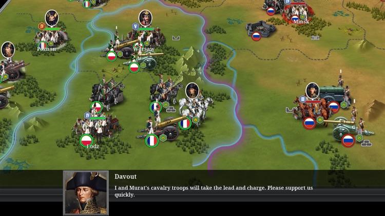European War 6: 1804 screenshot-0