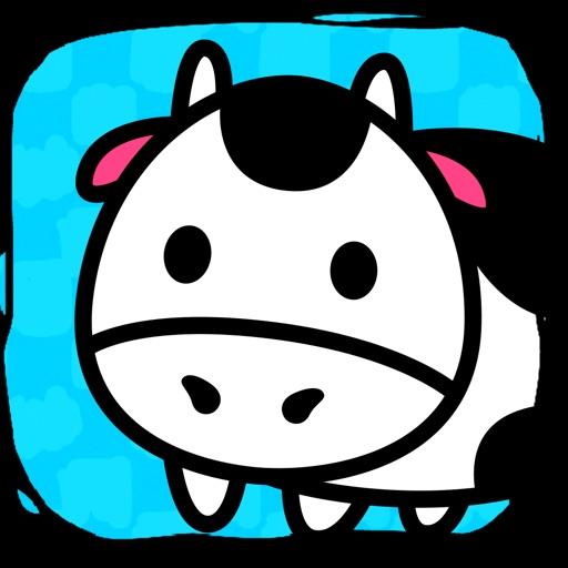 Cow Evolution: Animal Clicker
