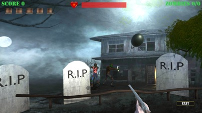 Zombie Attack Shooter Pro screenshot 2