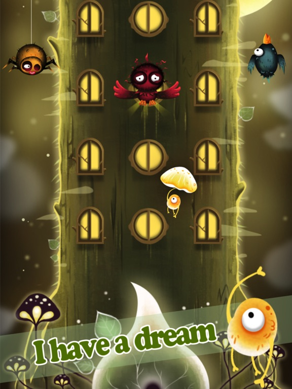 Flappy Up -Super Dream Monster-ipad-1