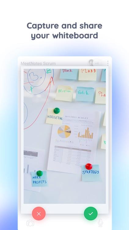 MeetNotes screenshot-4
