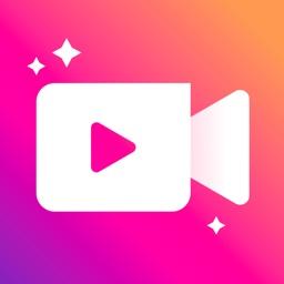 Video Maker&Music Video Editor