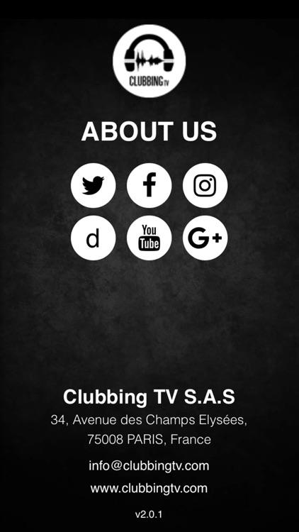 Clubbing TV screenshot-7