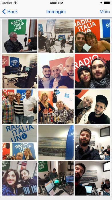 Radio Italia Uno screenshot three