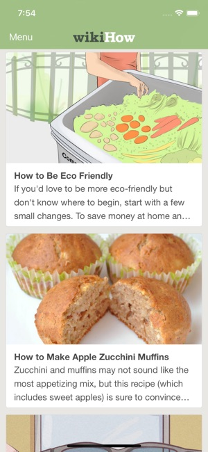Wikihow on the app store screenshots ccuart Image collections
