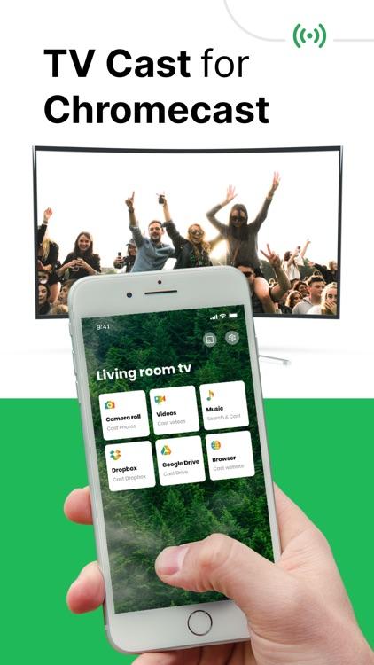 TV Cast for Chromecast TV App screenshot-0