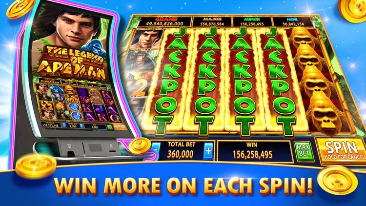 Bonus of Vegas Slots Casino screenshot-6