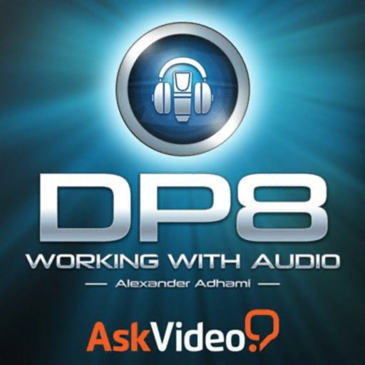 Working With Audio in DP8