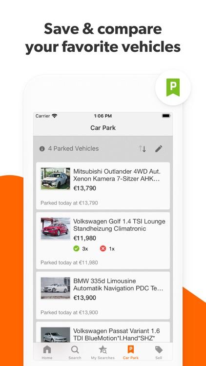 mobile.de - car market screenshot-4