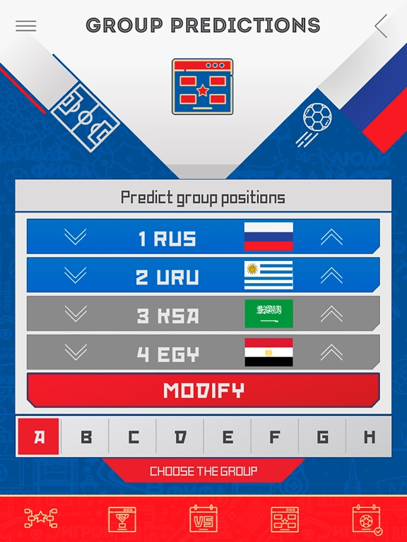 Social Football Rusia 2018 Screenshots