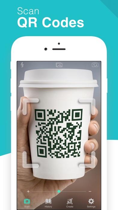 QR Code Reader - QrScan screenshot one
