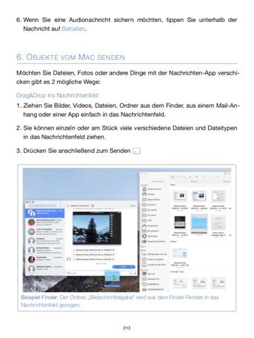 fotos handbuch mehr spass mit bildern am mac iphone ipad fur high sierra ios 11
